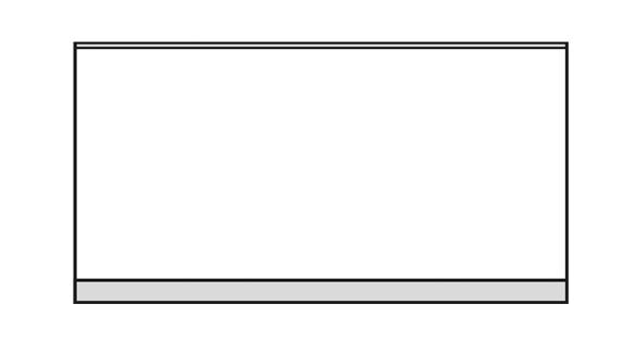Türschild KRISTALLINO.w-ESG 210 x 110 mm (BxH) hoch oder quer