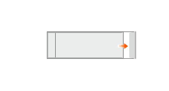 Türschild FORMOeinschub 213 x 75,5 mm (BxH)