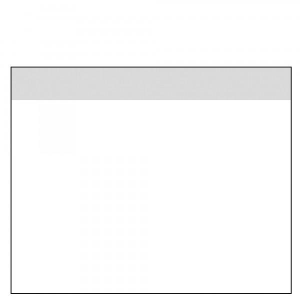 Türschild TwinAlu 297 x 240 mm (BxH) A4 quer