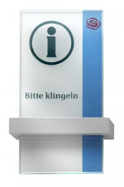 Türschild VISIGN 106 x 211 mm (BxH)