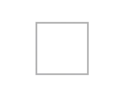 Türschild SYSTEM12 122,5 x 122,5 mm