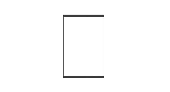 Türschild SlideFix Black 100 x 150 mm (hoch oder quer)
