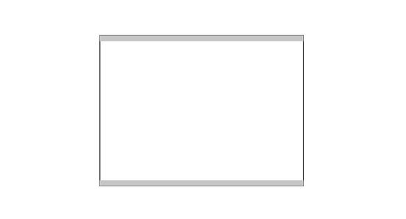 Türschild SlideFix Silber 210 x 150 mm (hoch oder quer)