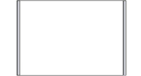 Türschild CIS.n 311 x 210 mm (B x H) DIN A4 quer