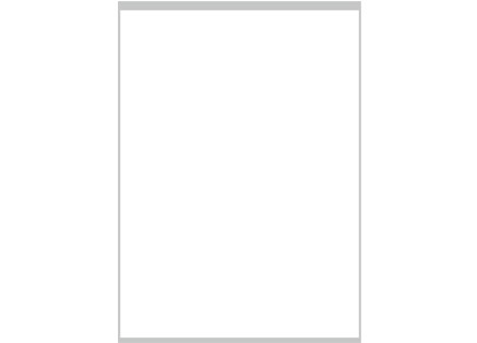 Türschild GlasFix 150 x 210 mm (BxH) A5 hoch