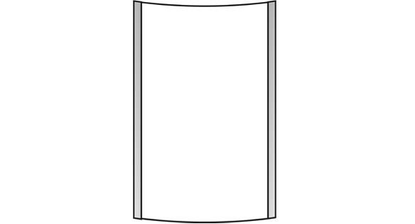 Türschild VEXO 150 x 210 mm (BxH) DIN A5