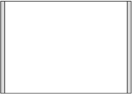 Türschild KRISTALLINO.s-Plexi 304 x 210 mm (BxH) A4 quer