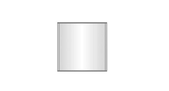 Türschild ProFix / VISTA 120 x 120 mm