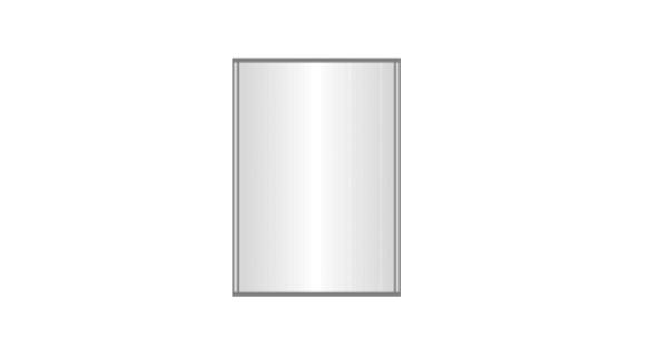 Türschild ProFix / VISTA 100 x 150 mm (BxH)