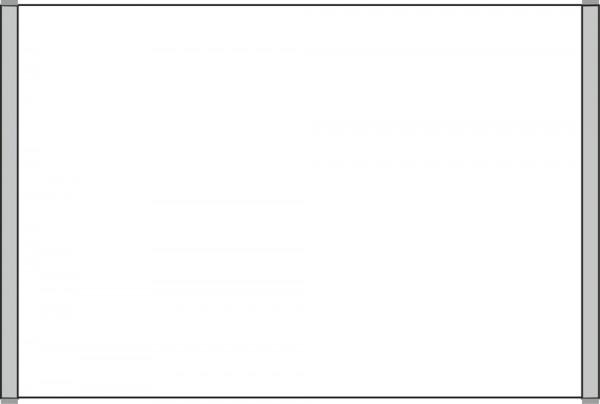 Türschild KLASSIK 310 x 210 mm (BxH) A4 quer