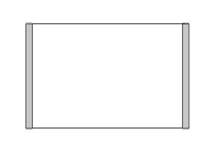 Türschild KLASSIK 222 x 148,5 mm (BxH) A5 quer