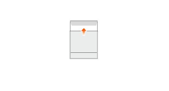 Türschild FORMOeinschub 108 x 108 mm