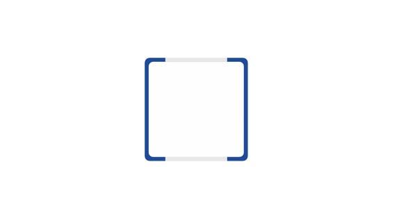 Türschild SignCode Color 105 x 105 mm (hoch oder quer)