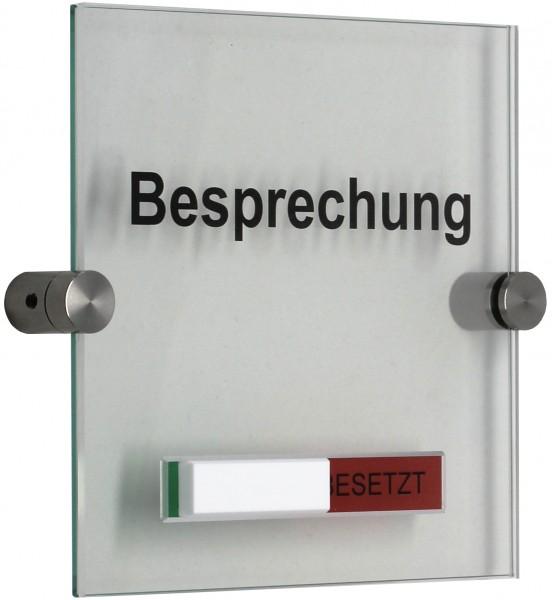 Inoxo.in - Frei-Besetzt-Anzeige-149 x 149 mm