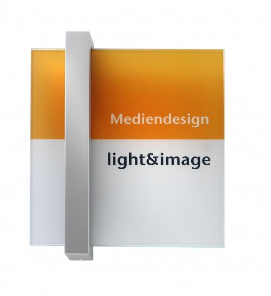 Türschild VISIGN 200 x 211 mm A5+ (BxH)