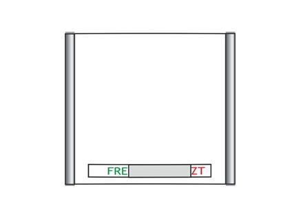 CIS.n - Frei-Besetzt - 163 x 148,5 mm (BxH)