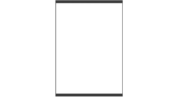 Türschild SlideFix Black 150 x 210 mm (hoch oder quer)