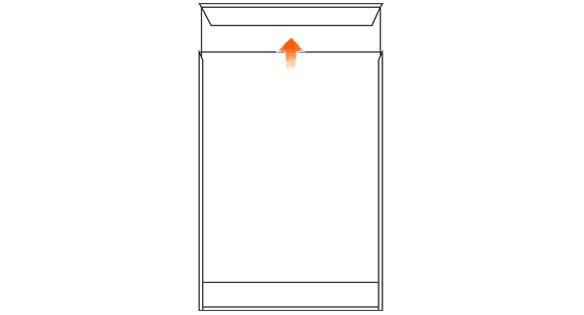 Türschild MADRID White Line 150,5 x 212,5 mm A5 hoch