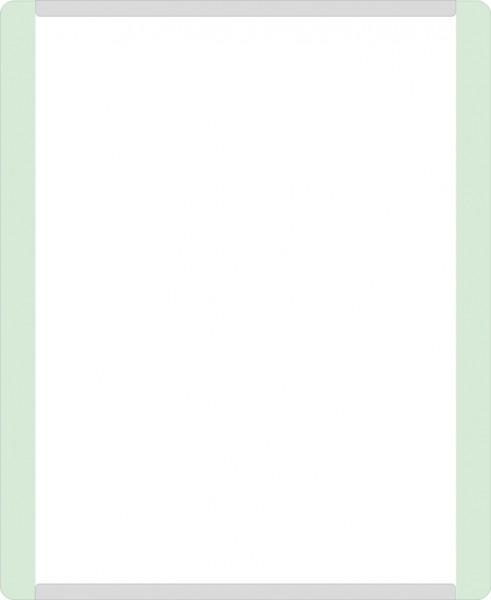 Türschild ALU.glaslook 245 x 299 mm, A4 hoch