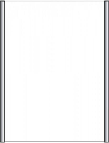 Türschild CIS.n 226 x 297 mm (B x H) DIN A4 hoch