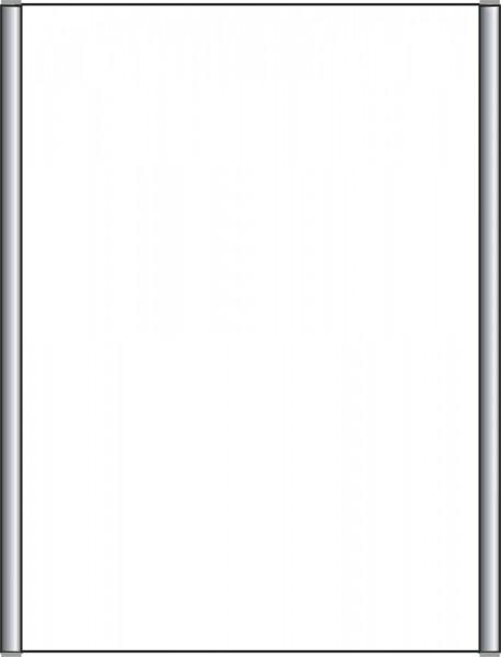 Türschild PRIMUS 223 x 297 mm (BxH) A4 hoch