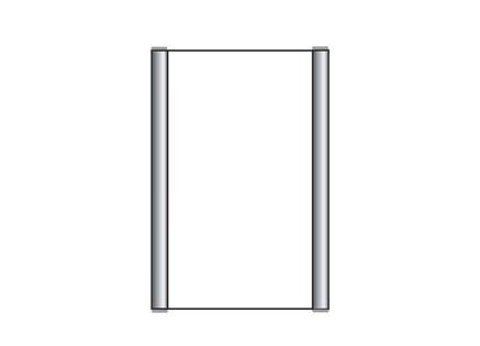 Türschild PRIMUS 103 x 150 mm (BxH)