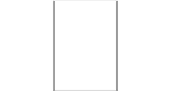 Türschild ALU.b1 151,5 x 212 mm (BxH), A5 hoch