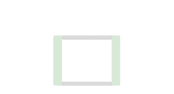 Türschild ALU.glaslook 140 x 105 mm