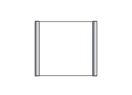 Türschild PRIMUS 133 x 120 mm (BxH)