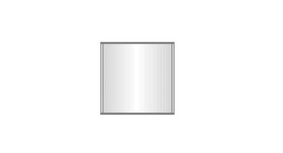 Türschild ProFix / VISTA 100 x 100 mm