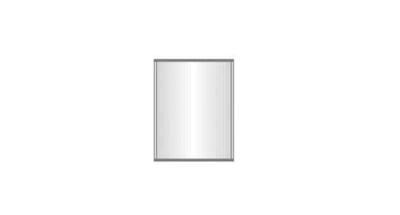 Türschild ProFix / VISTA 80 x 100 mm (BxH)