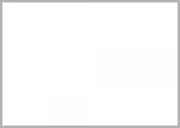 Türschild SYSTEM12 299,5 x 212,5 mm A4 quer