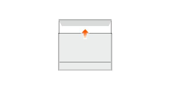 Türschild MADRID Silver Line 150,5 x 105,5 mm (BxH) A6 quer