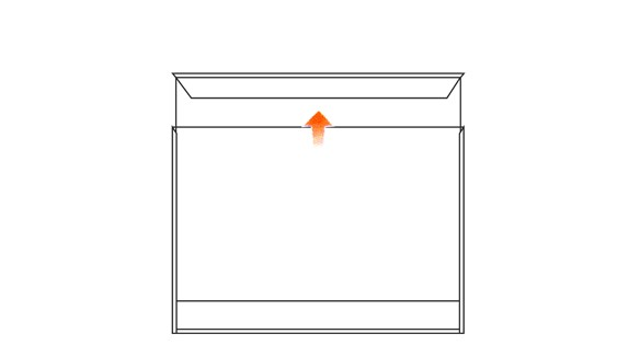 Türschild MADRID White Line 212,5 x 150,5 mm A5 quer