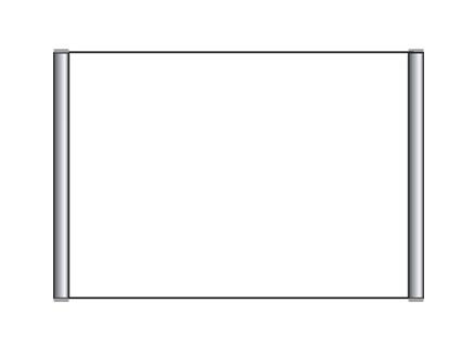 Türschild CIS.n 226 x 148,5 mm (B x H) DIN A5 quer