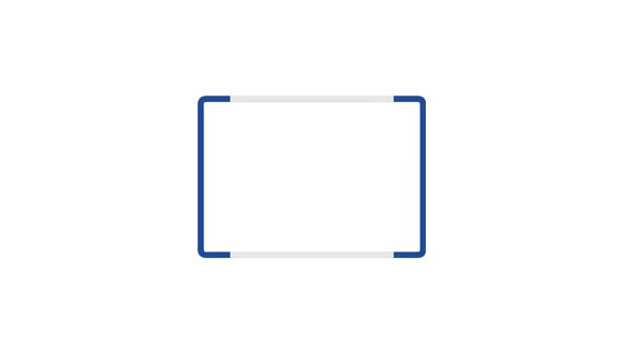 Türschild SignCode Color 148 x 105 mm (hoch oder quer)
